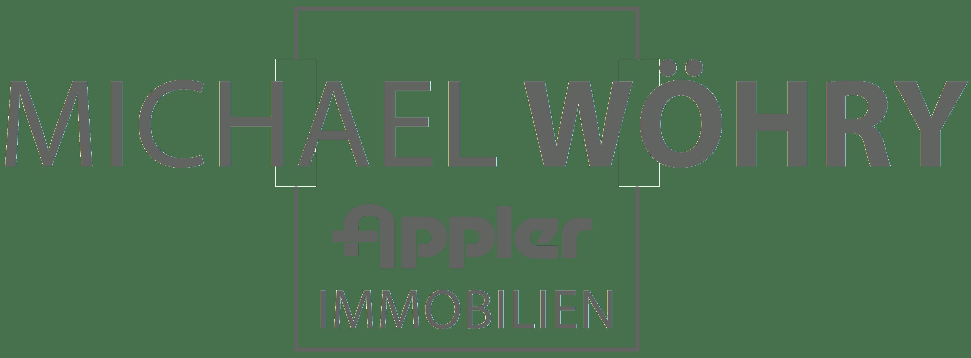 Logo leicht Appler + Wöhry Immobilien Landkreis Ebersberg