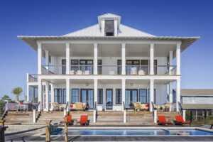 Großes Haus verkaufen und vermieten